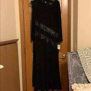 Ralph Lauren long dress NWT